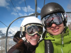 Stefan and Morgan Crested Butte